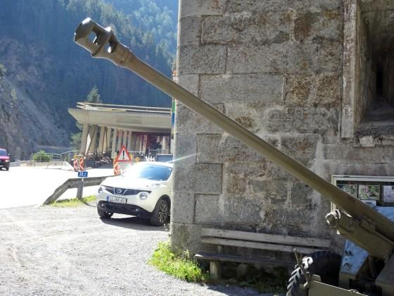 Festung Nauders, Reschenpass