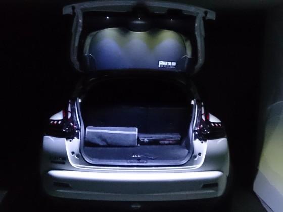 LED Strahler Kofferraum