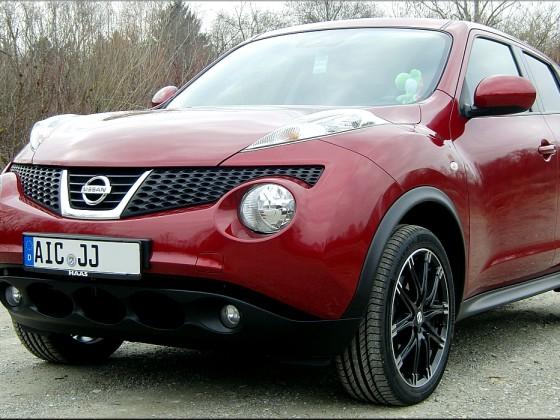 Nissan Juke 1,6 Dit Acenta