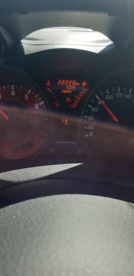 Die ersten 22222 km