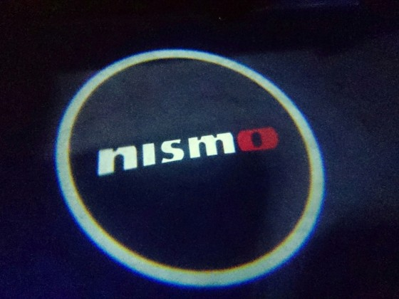 Wireless Welcome Shadow Car Door Logo Led Laser Projector Light