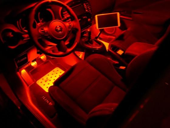 Träume im Rotlicht