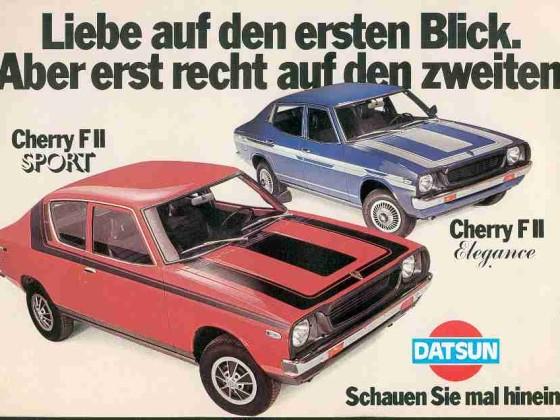 Datsun Cherry 120 AF II