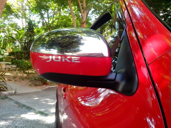 JUKE   MIrror Logo