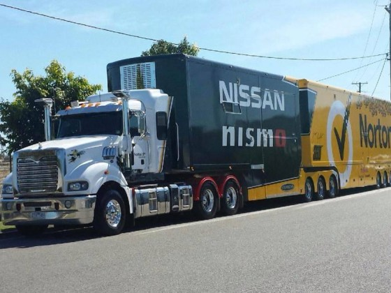 Nissan on the Road